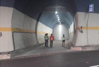 隧道防火门