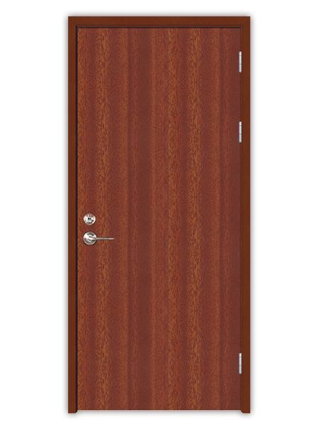 钢木质防火门